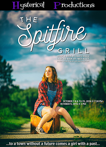 Hysterical Productions: The Spitfire Grill
