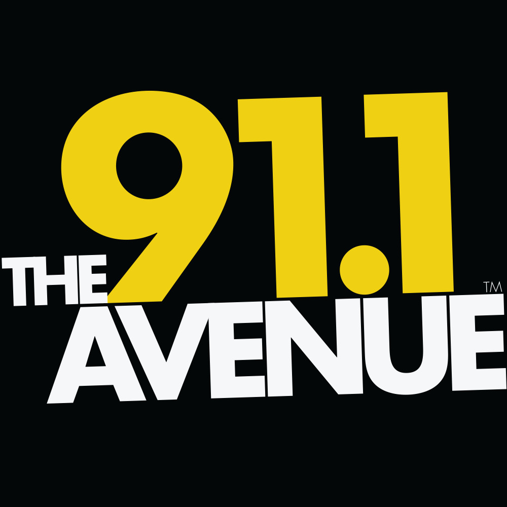911 THE AVENUE BOXED LOGO