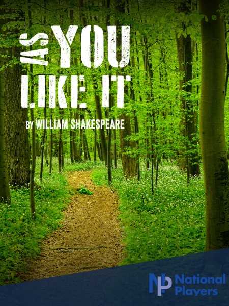 National Players presents As You Like It