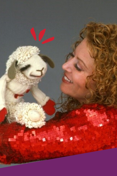 CANCELLED: Mallory Lewis and Lamb Chop