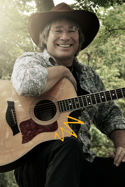 John Denver Musical Tribute starring Ted Vigil