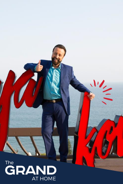 Yakov Smirnoff: United We Laugh (Online)