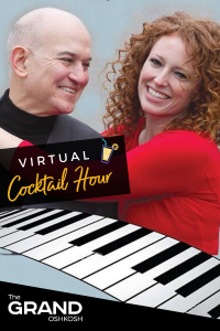 The Grand at Home: Cocktail Hour with Bill and Marissa