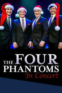 Christmas with The Four Phantoms