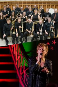Swing in the Holidays Janet Planet and the UWO Jazz Ensemble