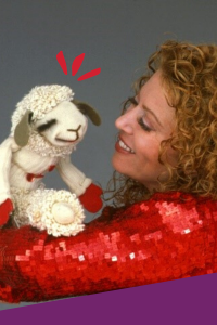 A Shari Lewis Legacy starring Mallory Lewis and Lamb Chop